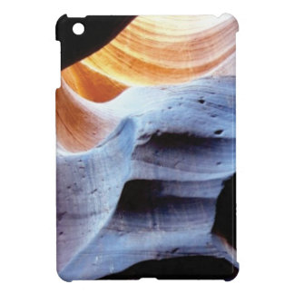 Bumps and lumps in the rocks iPad mini covers
