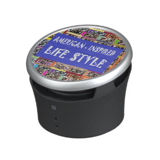 Bumpster Speaker American inspired life style