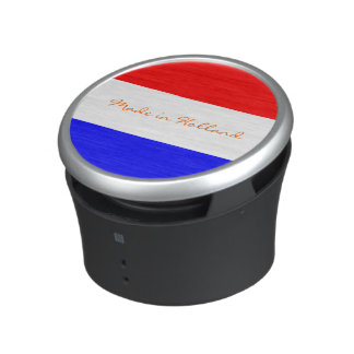 Bumpster Speaker in Rood-Wit-Blauw