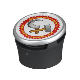 Bumpster Speaker with Party logo