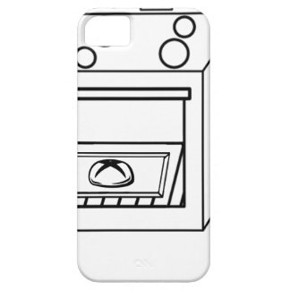 bun in the oven, funny baby in mother pregnant mom iPhone 5 cases