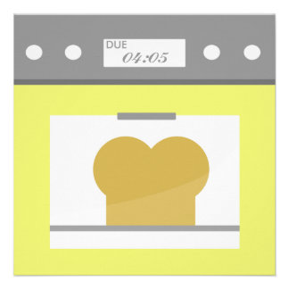 Bun in the Oven Personalized Invitations