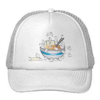 BUN SOUP CAP