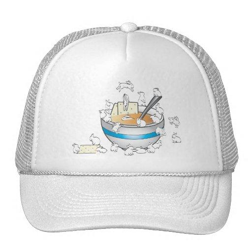 BUN SOUP TRUCKER HATS
