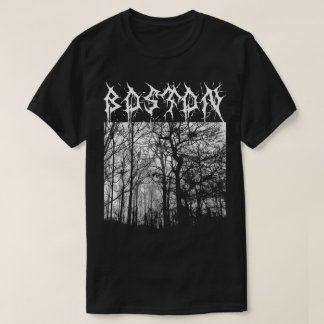 bunch barrel Black Metal T-shirt Metalshirt