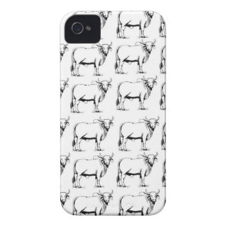 bunch of bad bulls Case-Mate iPhone 4 case