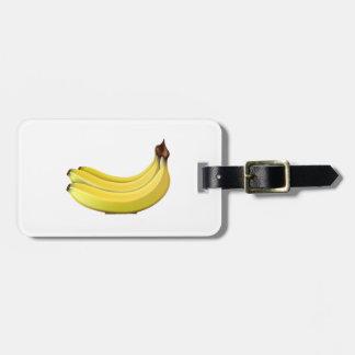 Bunch Of Bananas Luggage Tag