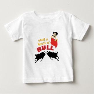 Bunch Of Bull Baby T-Shirt