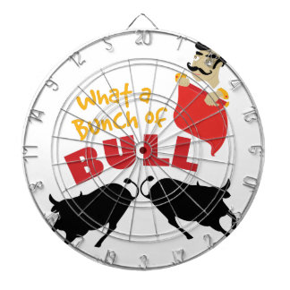 Bunch Of Bull Dartboard