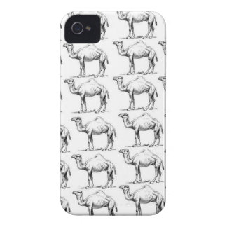bunch of camels herd iPhone 4 covers
