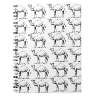 bunch of camels herd notebook