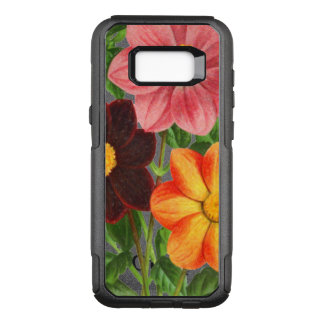 Bunch Of Dahlias OtterBox Commuter Samsung Galaxy S8+ Case