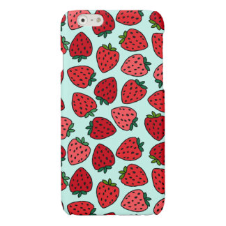 Bunches of Strawberries - iPhone Case - 6/6s