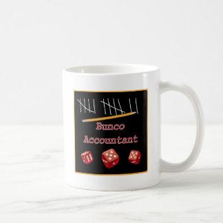 Bunco Accountant Coffee Mug