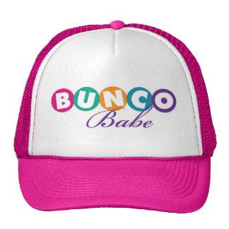 Bunco Babe Hat