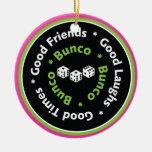 bunco good friends ornament