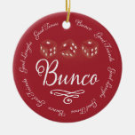 Bunco Ornament Good Laughs