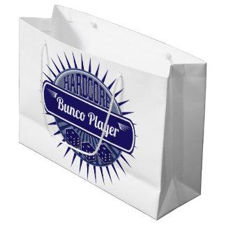 Bunco Player Lucky Winner Dice Gift Bag