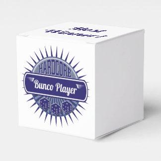Bunco Prize Winner Bunco Player Dice Blue Favour Box