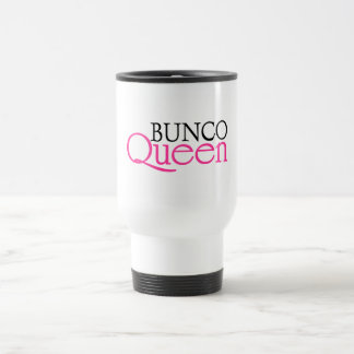 Bunco Queen Travel Mug