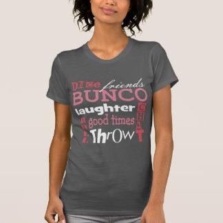 Bunco Subway Art Design By Artinspired T-Shirt