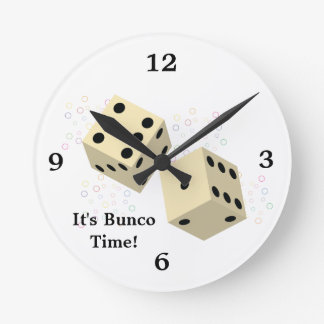 Bunco Time Clock
