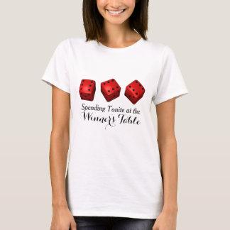 Bunco Winning Tonite T-Shirt