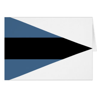 Bundeswehr Technical Force, Germany flag Card