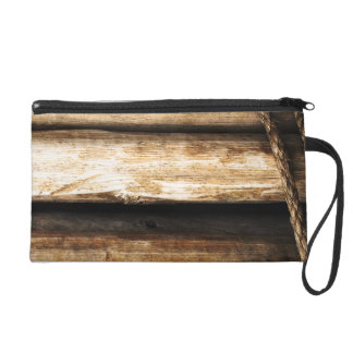 Bundled Poles Wristlet