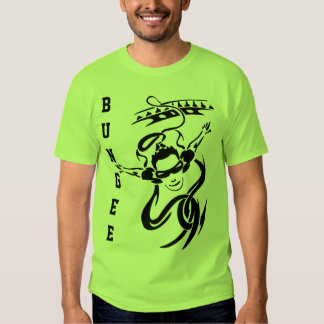 bungee jump tshirt