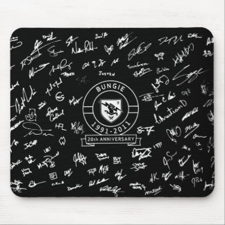 Bungie 20th Anniversary Mousepad
