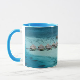 Bunglows of Beachcomber Hotel Mug