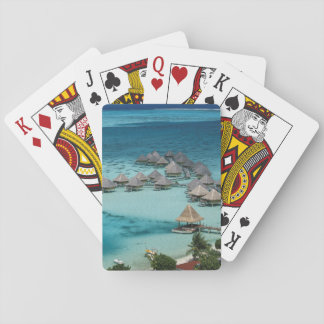 Bunglows of Beachcomber Hotel Playing Cards