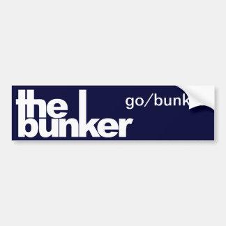 bunker bumper sticker