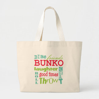 Bunko Subway Art By Artinspired Large Tote Bag