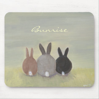 Bunnies Mousepad
