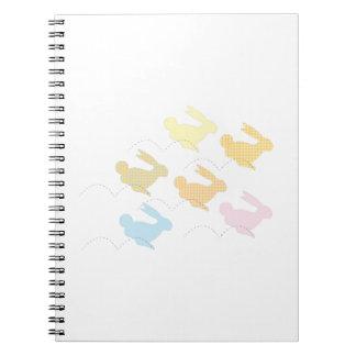 Bunnies Notebooks