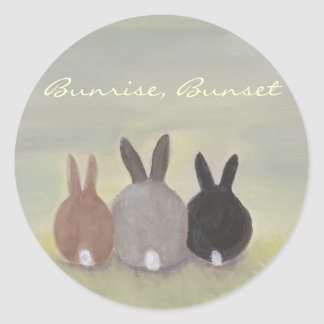 Bunnies Stickers