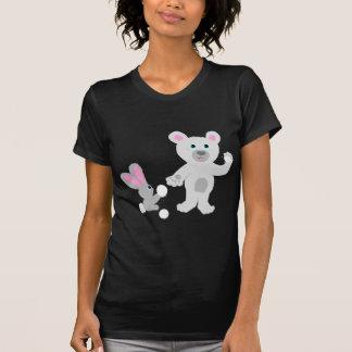 Bunny and Bear Team mates T-Shirt