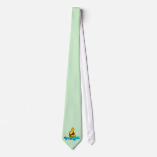 Bunny and Eggs Tie