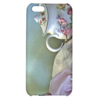 Bunny And Teapot Phone Cover iPhone 5C Case