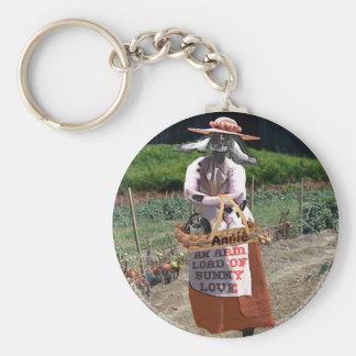 Bunny Annie Key Ring