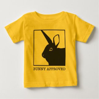 BUNNY APPROVED TEE SHIRTS