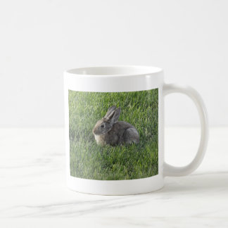 Bunny Basic White Mug