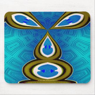 Bunny Blue Mousepad