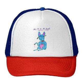 Bunny Cap