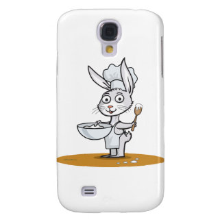 Bunny Cook Galaxy S4 Cover