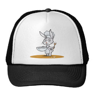Bunny Cook Mesh Hat