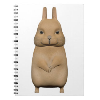 Bunny cute and lovely notebook
