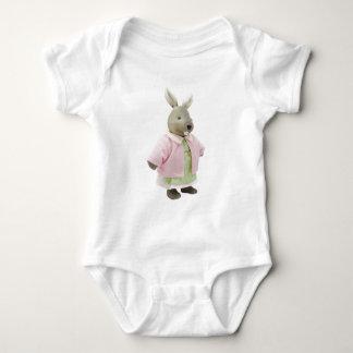 Bunny Doll Baby Bodysuit